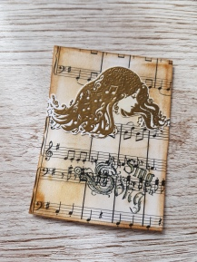 Sing your song ATC Ginger Ninja Crafts